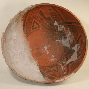 Anasazi Bowl - Before