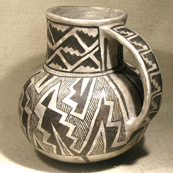 Anasazi Pitcher - After
