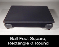 Ball Feet Base