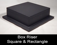 Box Riser Square Base