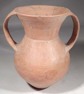 Neolithic Machang Pottery Vase Vessel