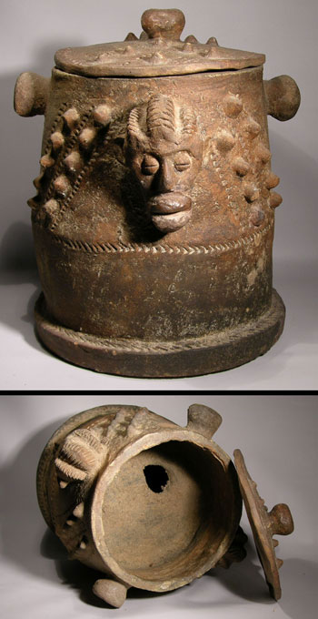 Baule Clay Oracle