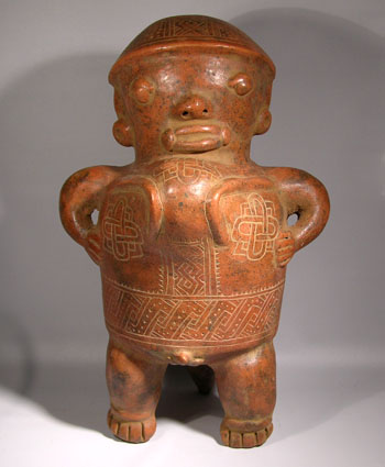 Inca Vessel - After