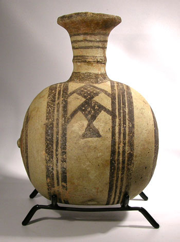 Cypriot Vessel Custom Display