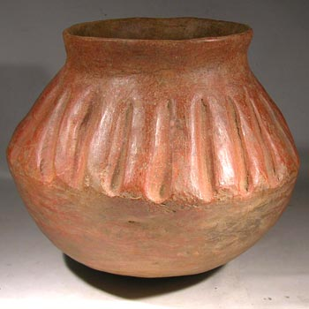 Early Pre-Classic Colima Vessel