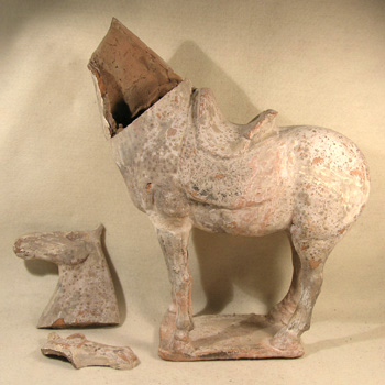 Tang Horse - Before