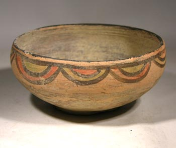 Indus Valley Nal Polychrome Bowl