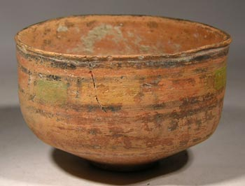 Indus Valley Nal Polychrome Vessel