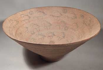Indus Valley Harappan Flared Bowl Vessel