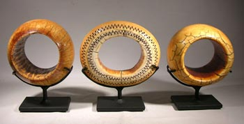 African Ivory Bracelet Custom Display Stands