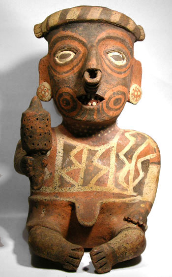 Nayarit Figure - After