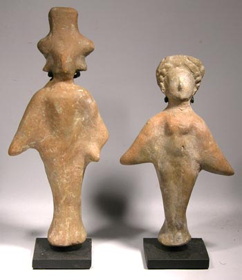 Kushan Fertility Figures