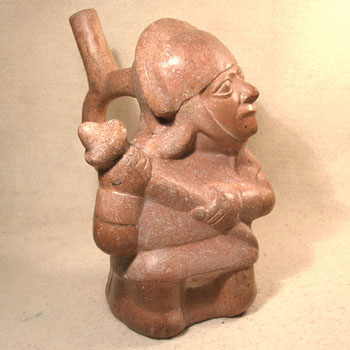 Moche Vessel - After