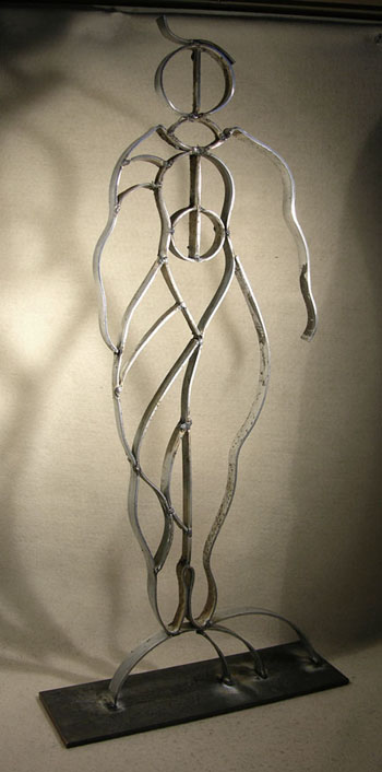 Metal Sculpture 2