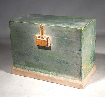 Ming Dynasty Treasure Chest Model