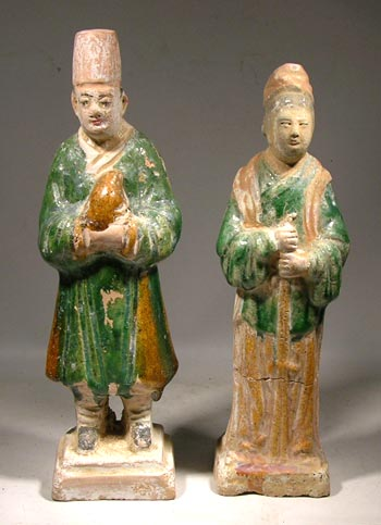 Ming Dynasty Tomb Figures