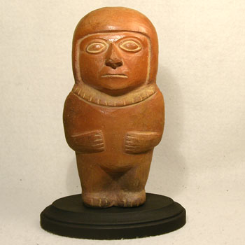Moche Figure - After