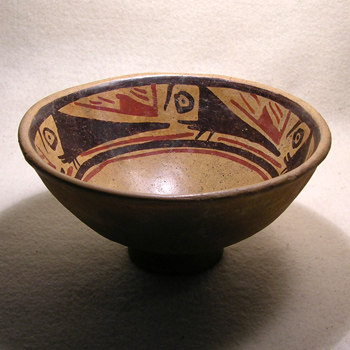 Narino Footed Bowl