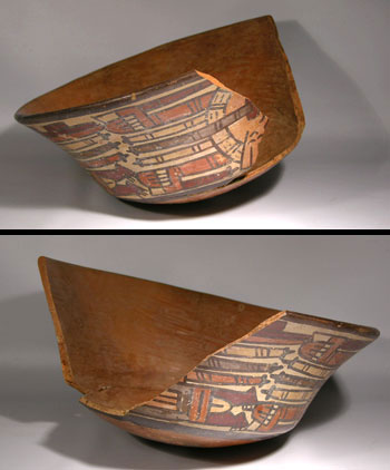 Nazca Bowl - Before