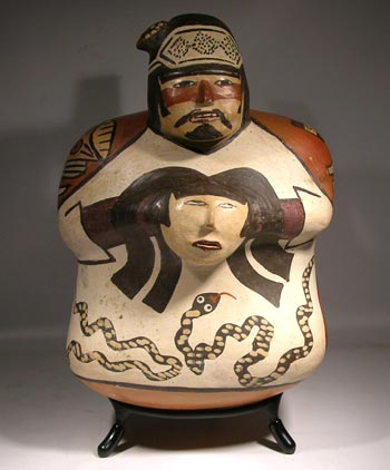 Nazca Vessels Custom Display
