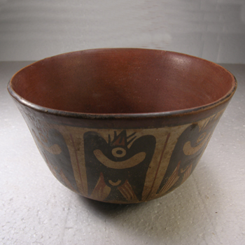 Nazca Bowl - After