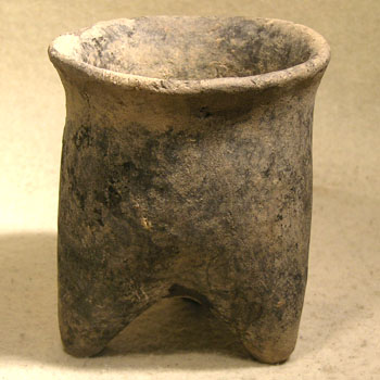 Neolithic Tripod Vessel