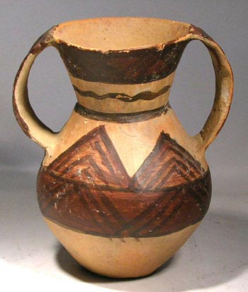 Chinese Neolithic Vessel