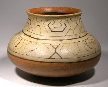 Old Shipibo Bowl
