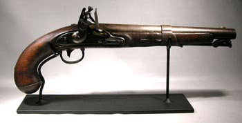 Flintlock Pistol Custom Display Stands