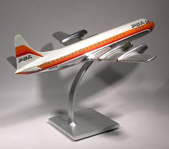 Model Plane Custom Display