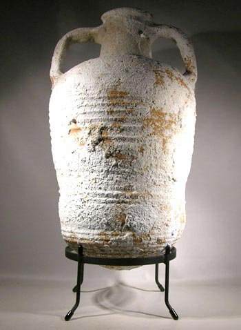 Roman Sea Salvage Wine Amphora