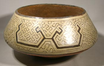 Shipibo Pottery Bowl #10