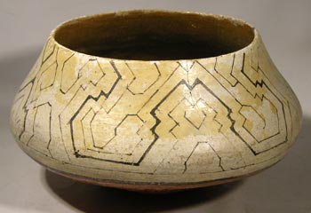 Shipibo Pottery Bowl #11