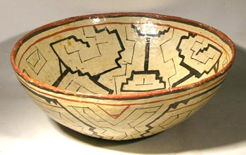 Shipibo Pottery Bowl #8