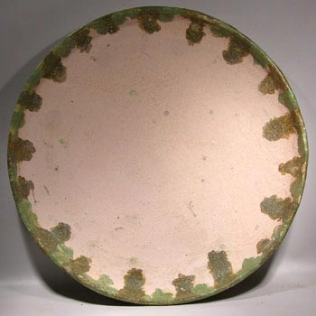 Tang Dynasty Plate