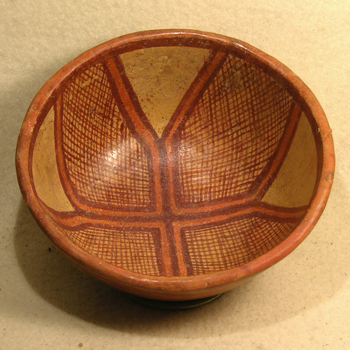 Nayarit Polychrome Vessel - After